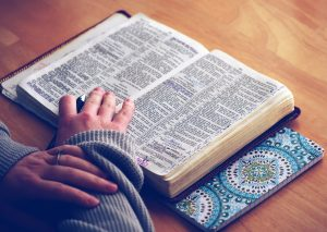 What does the bible say about faith which works?